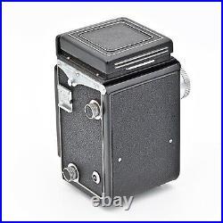 1953 YashicaFlex Model A 120 6x6 TLR Twin Lens Film Camera