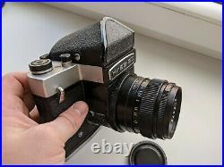 1980 Kiev-6C TTL Camera Medium Format 6x6 SLR Vega-12B 2.8/90 Lens