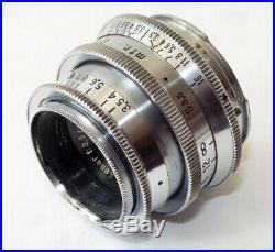 3 pre-war standard-lenses for Kine Exakta
