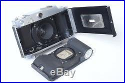 ADOX FOTOWERKE ADOX 300. With STEINHEIL 45mm 2.8 CASSAR LENS. 35MM CAMERA