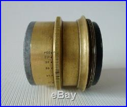 ANTIQUE WunscheWooden plate camera 13x18cm+DAGOR C. P. GOERZ Lens+2 plate holders
