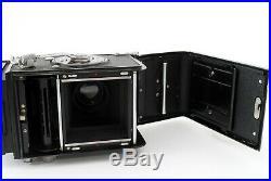 APP Excellent+++++ Minolta Autocord 6x6 TLR Film Camera 75mm F/3.5 Lens #2756