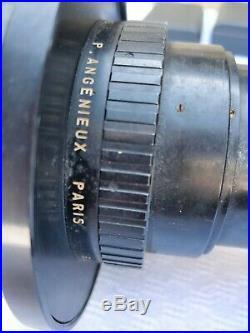 ARRIFLEX 16 FILM CAMERA with P. Angenieux Paris lens + accessories