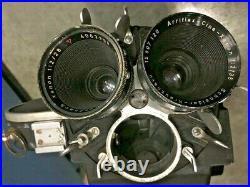 ARRIFLEX ARRI 16ST 16 ST Camera w 28mm 35mm T2 Schneider Xenon LENS 16mm Cine