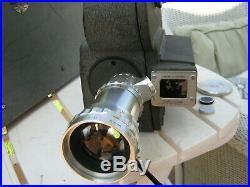 AURICON CINE VOICE 16mm SOUND MOVIE NEWSREEL CAMERA with Berthiot Zoom Lens