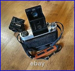 Analog Film Camera Kiev 6C TTL SLR vintage Medium format rare lens Vega tested