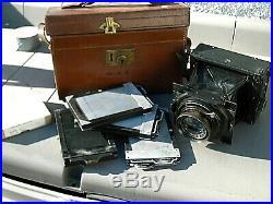 Antique Camera Dr Hugo Meyer & Co Goeriltz Trioplan 6 Inches Lens