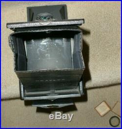Antique Graflex Series B Camera Curtain Aperture Kodak Anastigmat F-4.5 Lens