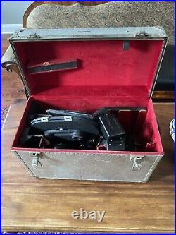 Arriflex 16BL 16mm Film Camera, Angenieux 12-200 Zoom lens, Tobin Crystal Sync
