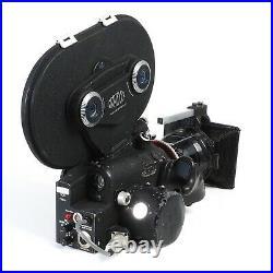 Arriflex 16BL 16mm Professional Camera with Angenieux 12-120mm f2.2 10x20B Lens