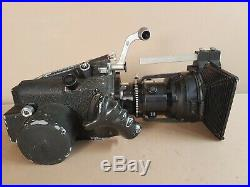 Arriflex 16BL Arri 16mm camera package with Angenieux 12 120mm lens
