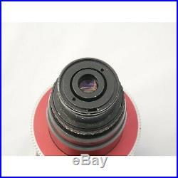 Arriflex 16SR 16mm Film Camera, Angenieux 12-240mm f/3.5 Zoom Lens