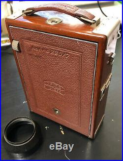Beautiful Zeiss Icon Tropical Adoro 230/7 9x12 Camera with13.5cm f4 Lens Sweet