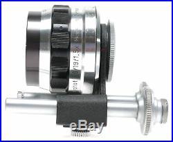 Bolex-Anamorphot Lens 8/19/1.5x System Moller B8 B8L H8 M8