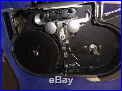 Bolex H16 Reflex Rex-5 16MM Movie Camera with2 Lenses & 13X Viewfinder Excellent