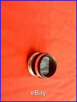Bolex anamorphic Anamorphot Lens 8/19/1.5x Moller B8 RARE FIND