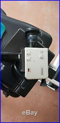 Braun Nizo S-36 Super 8 Movie Camera Schneider-Kreuznach Lens