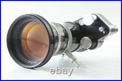 CLA'd July 2020 N. MINT Bolex H16 EBM Electric KERN 16-100mm f1.9 lens JAPAN