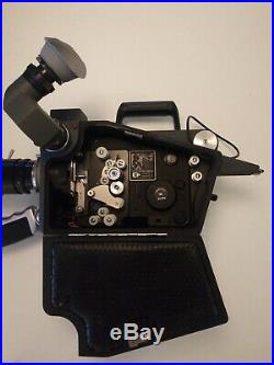 CP-16R Super 16mm camera with built in video tap two 400ft mags & 12-120 Ang. Lens