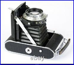 Camera Folding 6x6 Franka Solida III Lens Rodenstock Trinar 2.9/80mm US ZONE