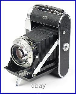 Camera Franka Solida III US ZONE 6x6 Lens Rodenstock Trinar 2.9/80mm