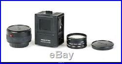 Camera Rolleiflex SL2000 F + 5x Lens