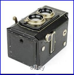 Camera TLR 6x6 Mentor Dresden Mentorett Lens Mentor Special 3,5/7.5cm No53169