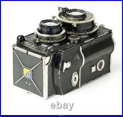 Camera Voigtlander Superb With Skopar 3,5/7,5cm Lens EX+
