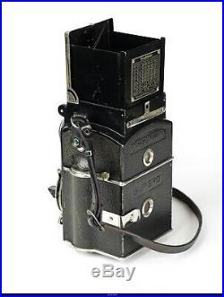 Camera Voigtlander TLR Superb With Heliar 3,5/7,5cm Lens