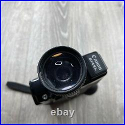 Canon 514xl Super 8 Movie Camera With 9-45mm Zoom Lens With Macro Setting