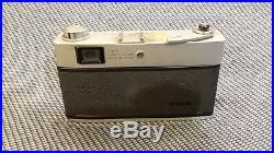 Canon Canonet QL17 Vintage Film Camera with Lens, Case Grade B