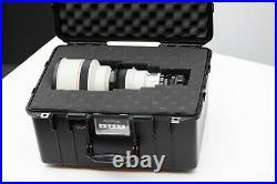 Canon FD 400mm f/2.8 PL-Mount Cine Lens PL Vintage For Full-Frame Cinema Camera