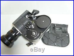 Canon Scoopic 16 Movie Camera Model 16 F1.6/1376 Zoom Lens