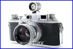 Canon rangefinder leica camera model 4 with serenar f/1.9 50mm lens 618401-3843