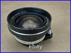 Carl Zeiss Jena 25mm f/4 Flektogon Vintage Lens for Exakta Cameras