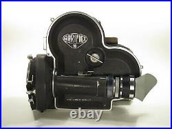 Cinecamera Arriflex 16st body and set of 5 lenses