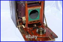 Cirkut #8 Panoramic, Graphic Rapid Rectilinear Lens, Tripod, Head, Gears, Manual