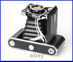 Cmaera Boyer Teleroy Rangefinder 6x9 camera With Lens Berthiot Flor 3.5/105mm