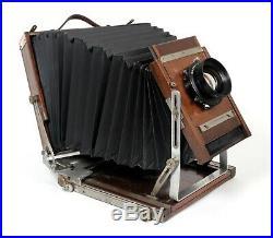 Deardorff 8X10 V8 Field Camera with Rodenstock 300mm F5.6 MC Lens + Holder