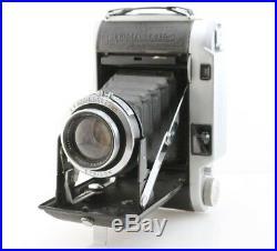 ENSIGN 820 Autorange 120 Roll film camera with 105mm Xpres f3.8 APO lens + case