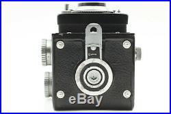 EXC+5 Airesflex TLR Camera with Olympus Zuiko 75mm f3.5 Lens From JAPAN #158