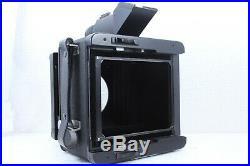 EXC+5 With CUT Film VINTAGE WISTA ID PHOTO BOX CAMERA 4x5 + 130mm F/5.6 Lens