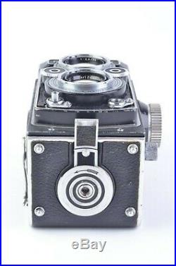 EXC++ ROLLEI ROLLEIFLEX AUTOMAT K4A with75mm F3.5 LENS, TESTED, ACCURATE