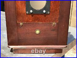 Eastman Kodak CENTURY No. 2 STUDIO 8x10 Camera with adapter to Linhof lens boards