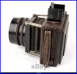 Ernemann Ermanox 6x9cm Lens Ernemann Anastigmat Ernostar 1.8/12.5cm