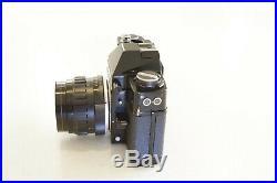 Exakta Twin TL collectable slr film camera no 6790 &1,8/50 auto Exaktar lens