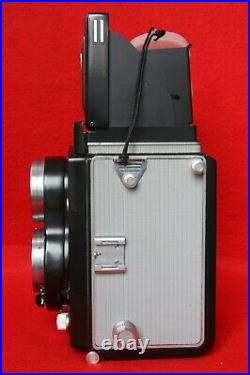 FLEXARET VI, Meopta, TWIN lens camera, CLA, Czechoslovakia