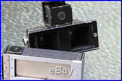 FRANKE & HEIDECKE stereo 3D camera Heidoscop 14.5/5,5cm Tessar Lens