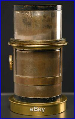 Fast Vintage Brass Lens 13.75 f/4.3 for 8x10 Camera