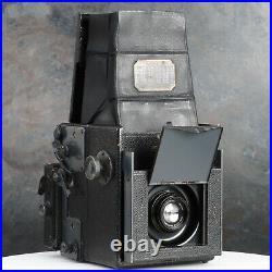 Folmer & Schwing Auto Graflex Jr 2¼ x 3¼ Camera w Zeiss Kodak No. 1 f6.3 Lens